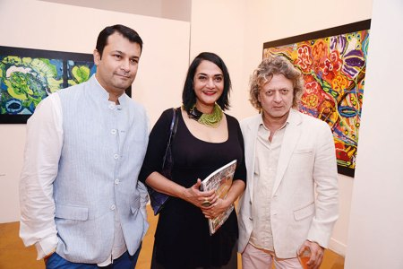 Ashish Soni, Poonam Bhagat, Rohit Bal