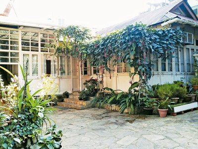 Serene space: Aerodene Cottage, Shillong