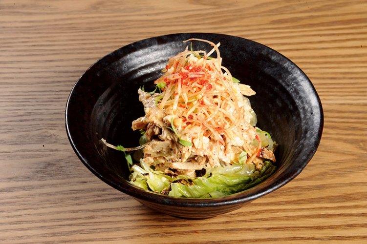 Tandoori Jerk Spiced Chicken Salad
