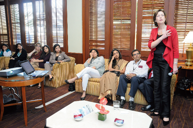 Avantika Akerkar, Women as Leaders in Business