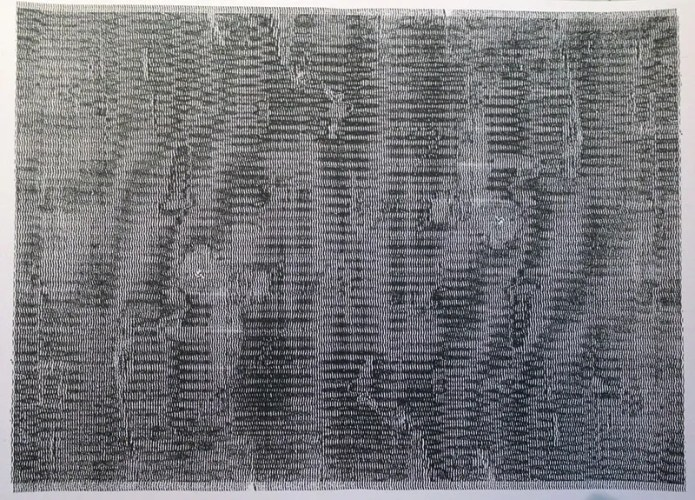 Doubles, 2012-ongoing, photocopy