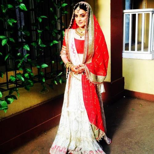 On the set of Meri Aashiqui Tum Se Hi