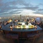 Banyan Tree Hotel, Bangkok, Thailand