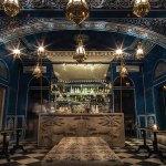 Bar Palladio, Dutch designer Marie-Anne Oudejans