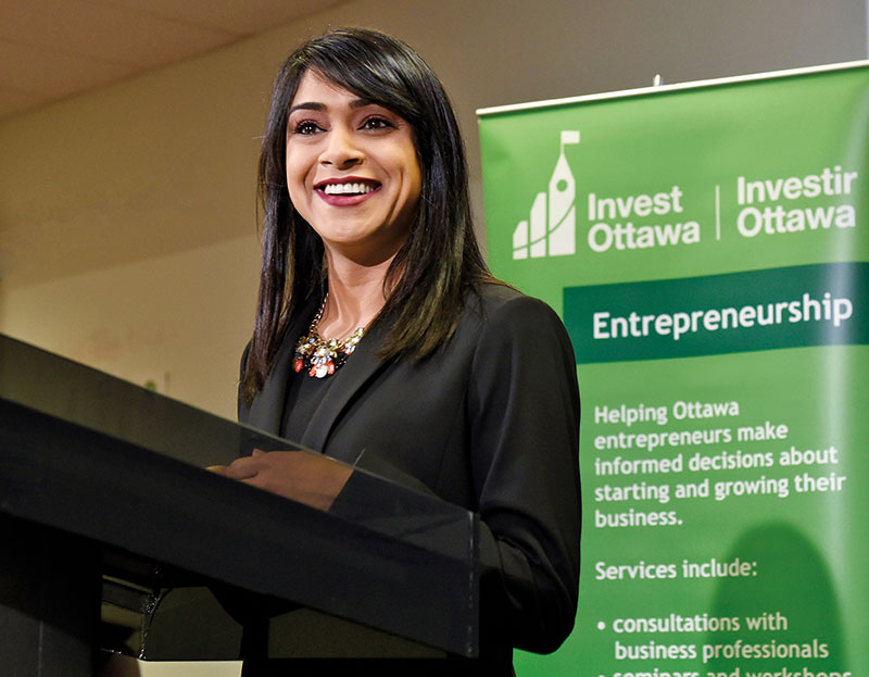 Bardish Chagger, Canadian minister