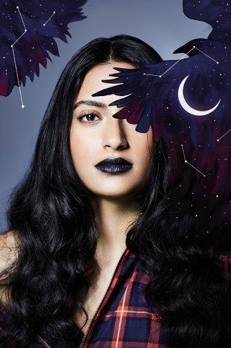 Berry Magic: Black lips with plum undertones