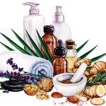 Beauty, Traditional Hair Oils
