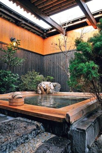 A Japanese bathhouse or sentō