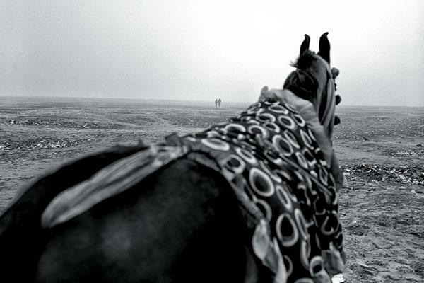 Before the Birth of Time, Photojournalist Saibal Das, Brindavan, Varanasi