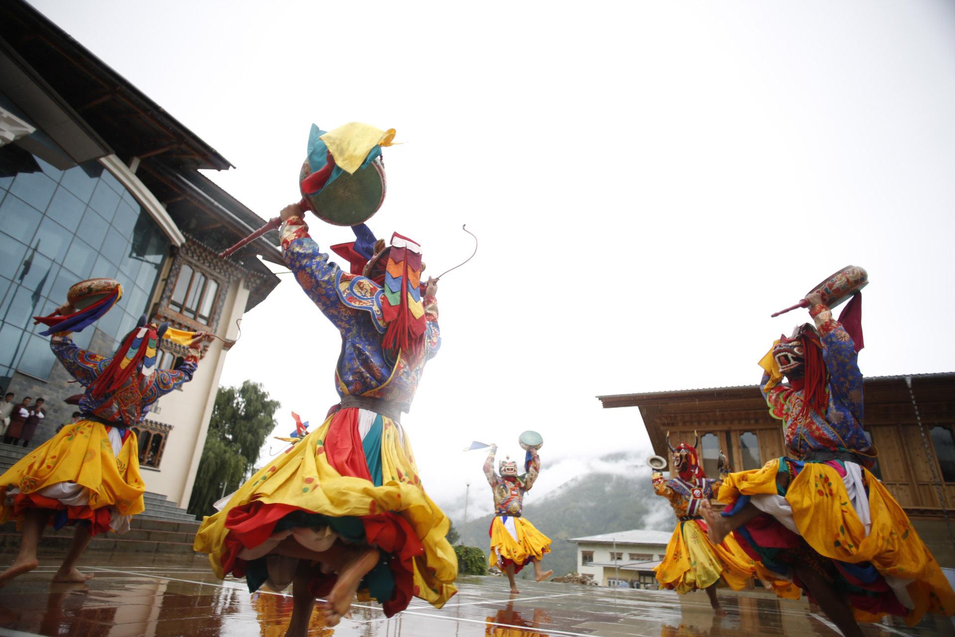 mountain echoes literary festival 2017, bhutan, thimphu