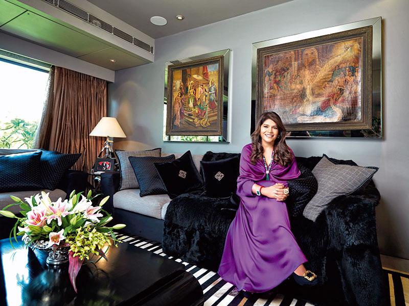 Bina Goenka, Jewellery Designer