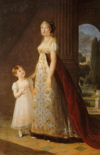 Caroline Murat, Queen of Naples