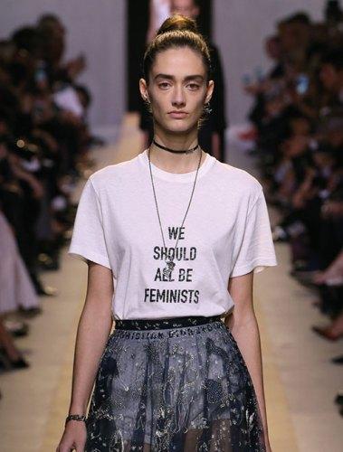 Brigitte Niedermair for Dior