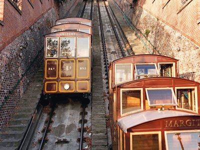 The charming funicular