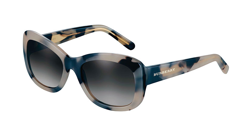 Burberry, My Burberry, line of eyewear for Autumn/Winter'14