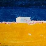 Painting by C K Rajan at Galerie Mirchandani + Steinruecke