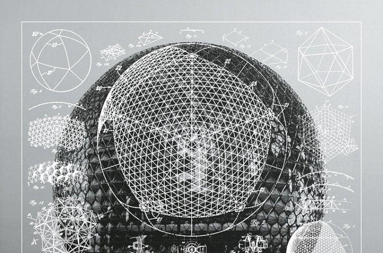 Courtesy of The Estate of R. Buckminster Fuller/Carl Solway Gallery, Cincinnati, Ohio