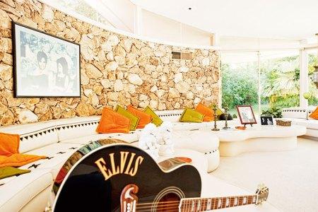 Elvis's Honeymoon Home