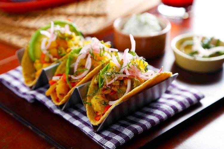 Camote Tacos