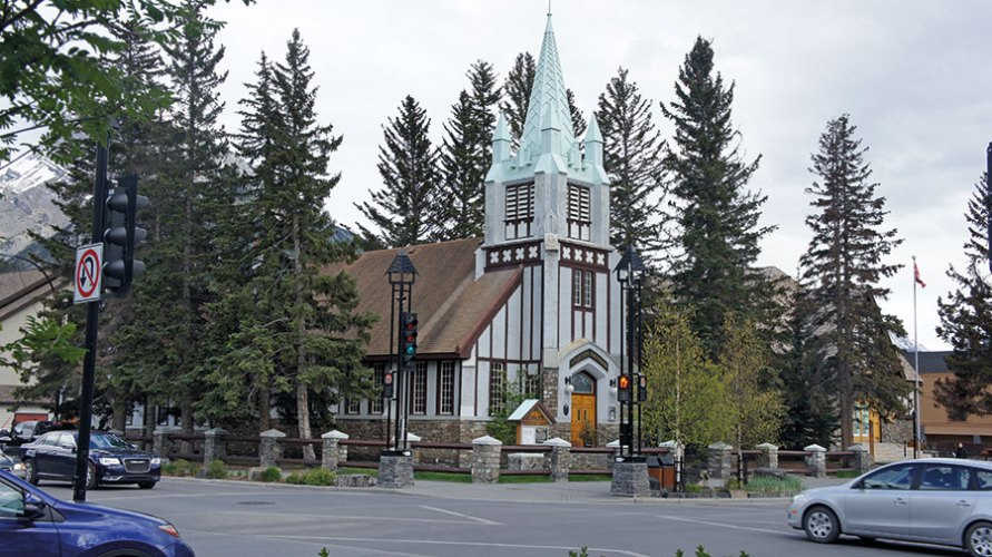 St. Paul's Presbyterian Church, Banff