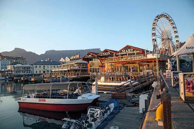 Victoria and Albert Waterfront, Cape Town