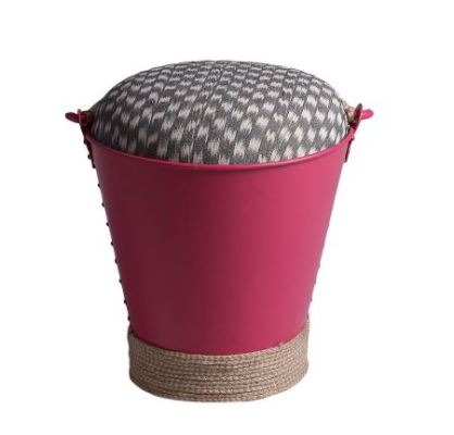 Bucket stool from Desi Jugaad