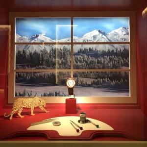 Cartier window display