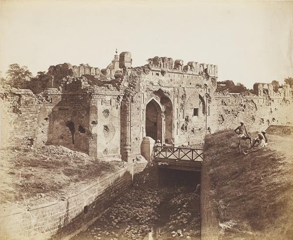 Cashmere Gate, Delhi