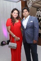 Chandni and Karan Israni
