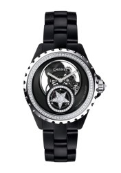 Chanel: J12 Skeleton Flying Tourbillon