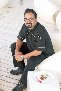 Executive Chef Zorawar Singh Ahluwalia