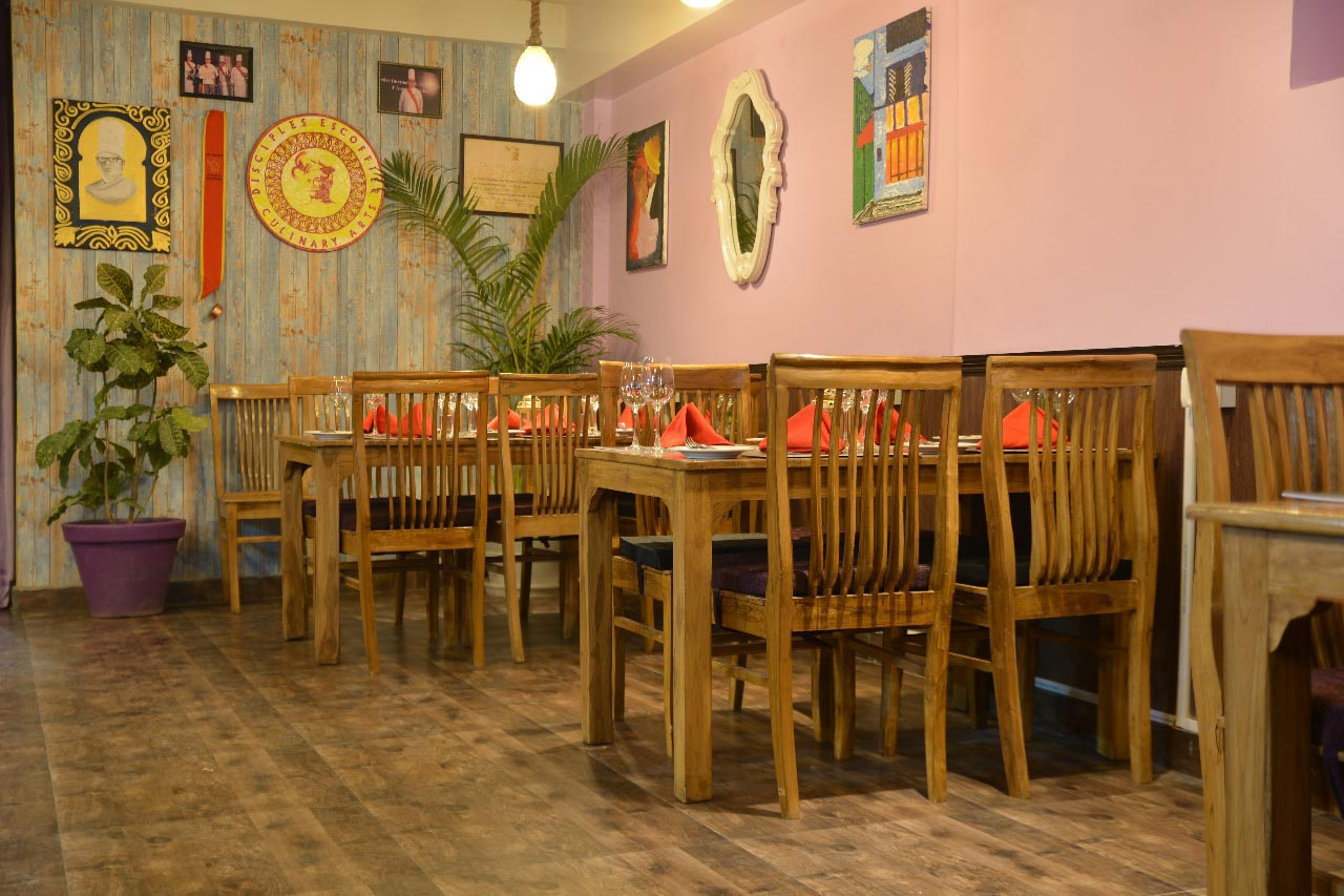 Chez Jerome, Chez Jerome French and International Kitchen, Cuisine, Delhi, Featured, Food, French, Jerome Cousin, Online Exclusive, Restaurant, Wine & Dine
