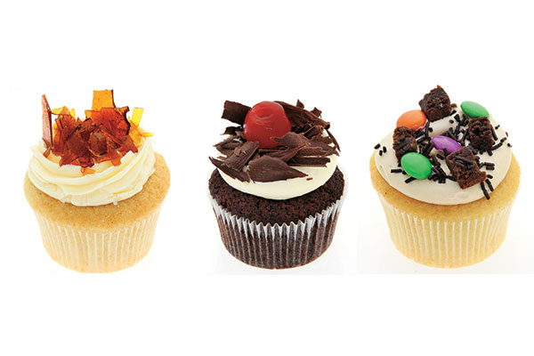 Cupcakes Amore: Italian techniques