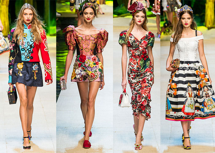 Dolce&Gabbana, Milan Fashion Week, Milan Fashion Week SS17, Milan Fashion Week Spring Summer 2017, Fashion,