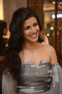 Nimrat Kaur at the launch of Zoya's Pezzo D'Arte collection
