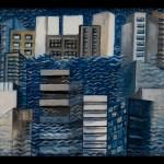 Artwork from Water Has Memory by Meera Devidayal at Chemould Prescott Road, Mumbai