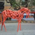 Kala Ghoda Arts Festival, Horse-Themed Installations, Arts, Festival,