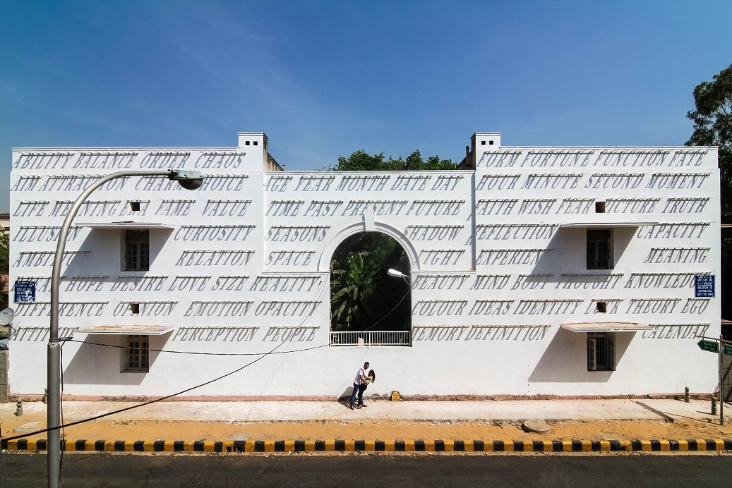 Andreco, Aravani Art Project, Artists, Asian Paints, Daku, Featured, Hanif Kureshi, Jor Bagh, KONA, Lodhi Art District, Murals, Online Exclusive, Sameer Kulavoor, St+art Delhi, St+art Festival 2019, St+art Foundation, St+Art India, Street Art, Yok and Sheryo