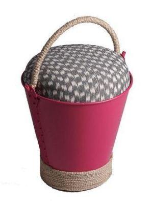 Bucket stool from Desi Jugaad