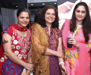 Devika Devnani, Henna Bathija, Rohini Kapoor