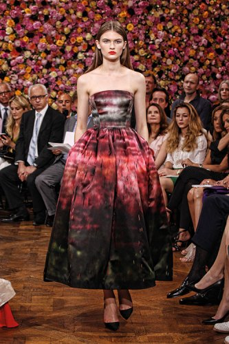 Dresses inspired by Sterling Ruby (2012-2013)