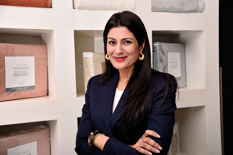 Dipali Goenka, Managing Director, Welspun Global Brands Limited and Executive Director, Welspun India Limited