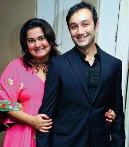 Divya Palat, Aditya Hitkari