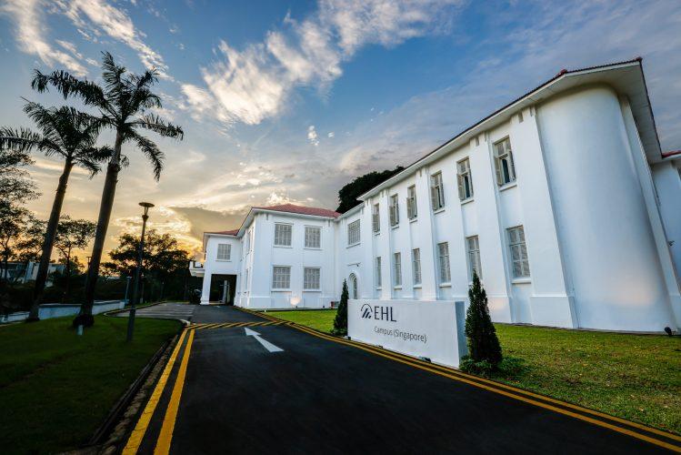 Façade, EHL Campus (Singapore)