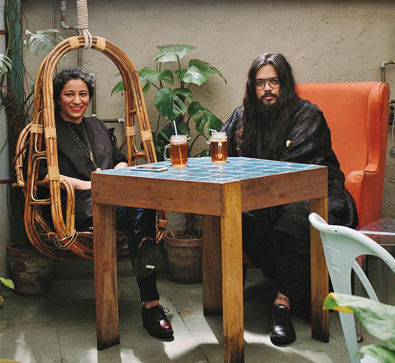 Eina Ahluwalia, Conceptual Jewellery Artist, Kallol Datta, Fashion Designer