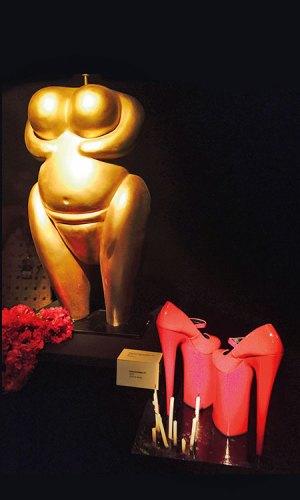 Eina Ahluwalia's Lakmé Fashion Week installation