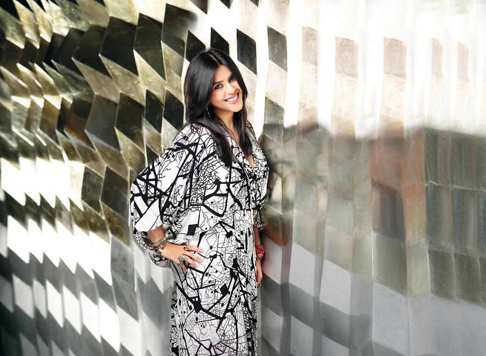 Ekta Kapoor for Verve cover