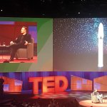 Elon Musk on the TED stage, Parmesh Shahani, Parmesh's Viewfinder