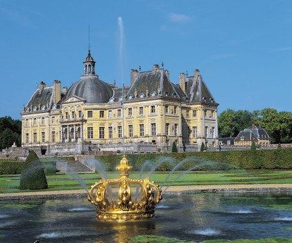 Vaux Le Vicomte Chateau, Versailles