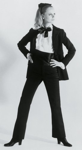YSL's Le Smoking, 1966
